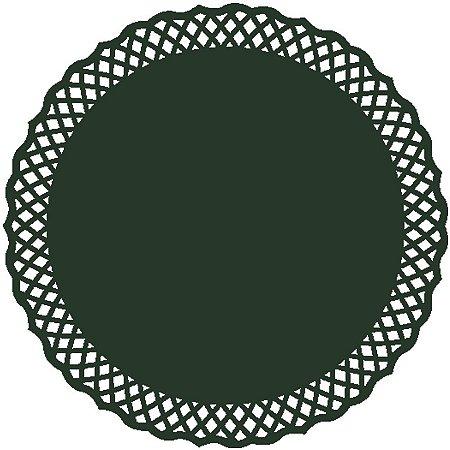 Sousplat - Turkish Verde