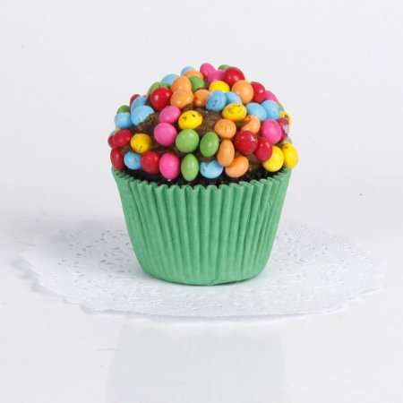 Forminha Cupcake Lisa - Várias Cores!