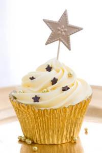 Forminha Cupcake - Metalizadas!