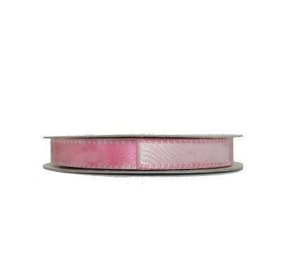 Fita decorativa- Dupla face rosa