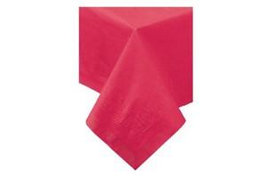 Toalha De Mesa 2,70x1,40 - Vermelha