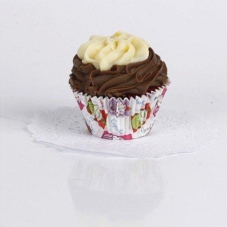 Forminha Cupcake Estampada - Várias Estampas!