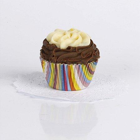 Forminha Cupcake Mini - Várias Estampas