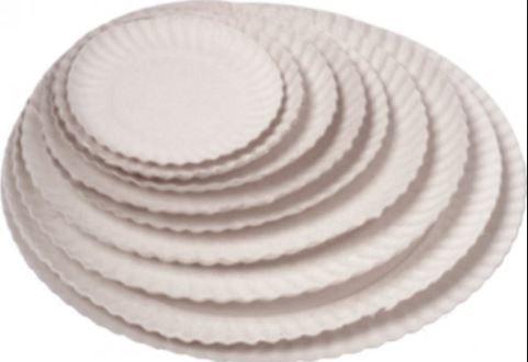 Prato Papelão 20cm (10 unidades)