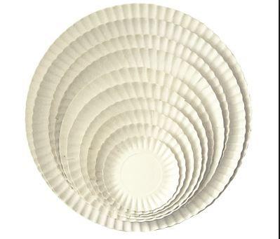 Prato Papelão 15cm (10 unidades)