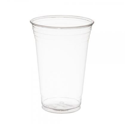 Copo 330ml Liso e resistente - Cristal (1000 unidades)