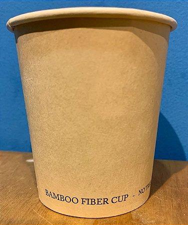 Copo de Fibra de Bambu 100% Bio (50 unidades) Varios tamanhos