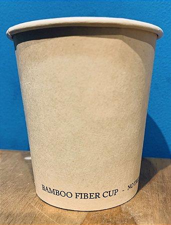 Copo de Fibra de Bambu 120ml- Varios modelos