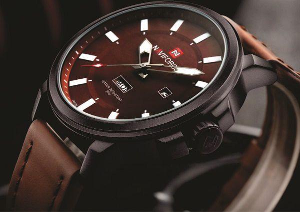 aef745efca Relógio de Pulso Naviforce Quartzo Sport