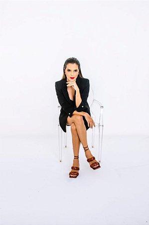 Sandália Aragosta - Carol Lisboa