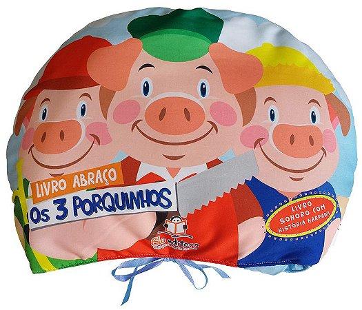 Livro de Pano, Abraço: Os três Porquinhos