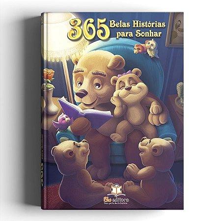 Livro 365 Belas Histórias para Sonhar