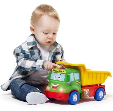 Brinquedo Caminhão Truca Baby