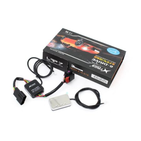 Pedal Potent Booster Tros 6-drive - Audi - Volkswagen - TS-201