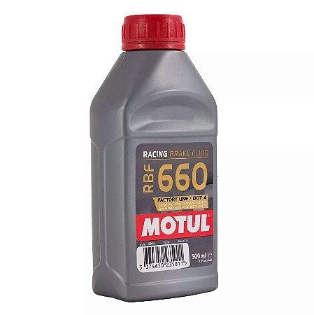 Fluído De Freio Racing Motul Rbf 660