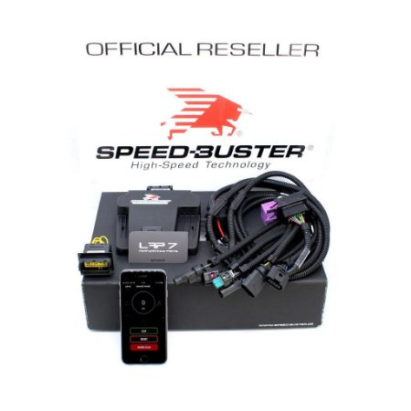 Speed Buster App Bluetooth - Audi A3 8V 1.4TFSI 150 cv