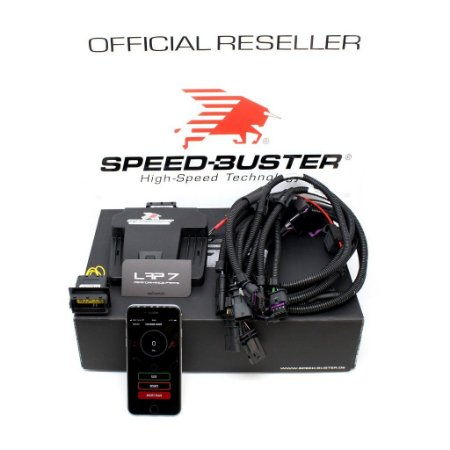 Speed Buster App Bluetooth - BMW X4 xDrive28i F26 2.0 245 cv
