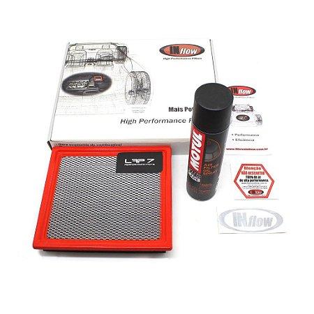 Filtro de ar esportivo inbox Inflow - Fiat - Dodge - HPF8650