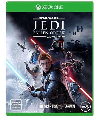 Jogo Star Wars Jedi: Fallen Order (Seminovo) - Xbox One