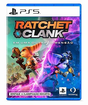 Ratchet & Clank: Em Uma Outra Dimensão (Seminovo) - PS5