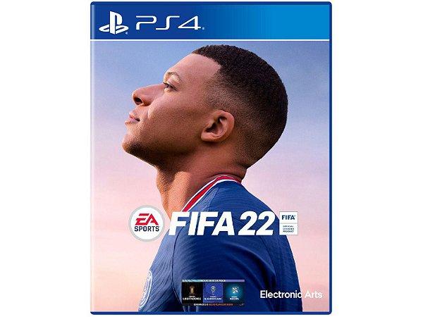 FIFA 22 (Pré-venda) - PS4
