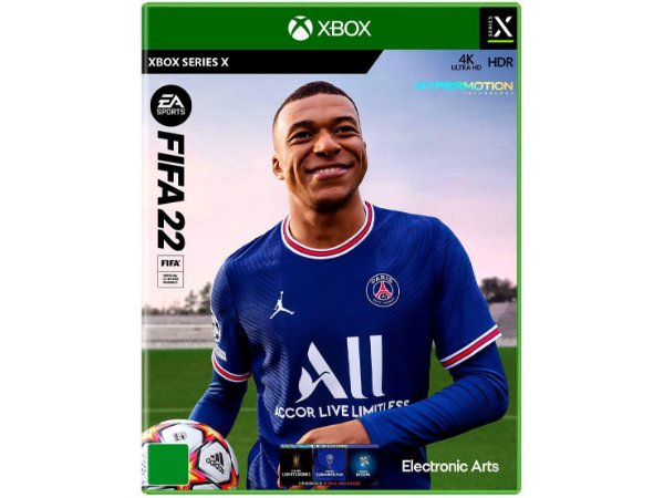 FIFA 22 (Pré-venda) - Xbox Series S/X
