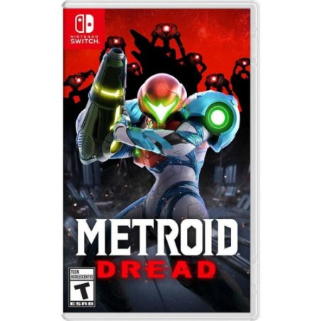 Metroid: Dread - Nintendo Switch
