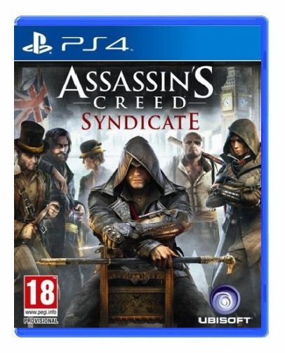 Jogo Assassin's Creed Syndicate  - PS4 - SEMINOVO