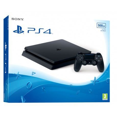 Console PlayStation 4 Slim 500 GB - Sony