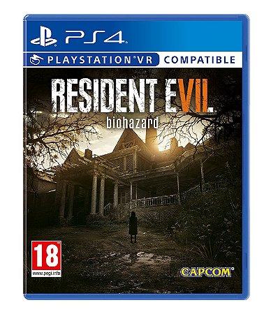 Jogo Resident 7 VII - PS4
