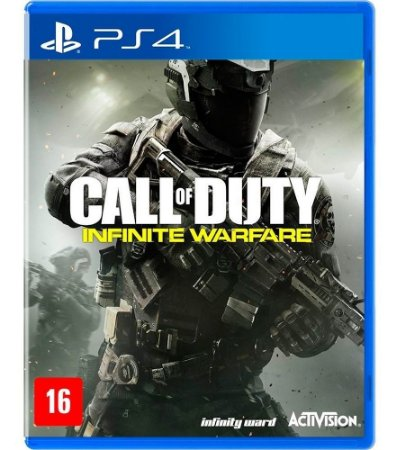 Call Of Duty - Infinite Warfare (Seminovo) - PS4