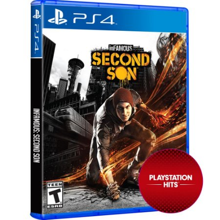 Jogo Infamous: Second Son (Seminovo) - PS4