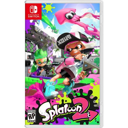 Jogo Splatoon 2 (Seminovo) - Nintendo Switch