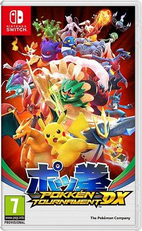 Pokken Tournament Dx (Seminovo) - Nintendo Switch