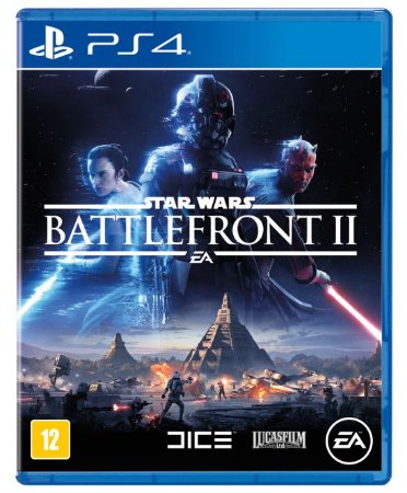Star Wars - Battlefront 2 II - PS4