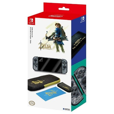 Kit Nintendo Switch Starter Kit Zelda - Switch