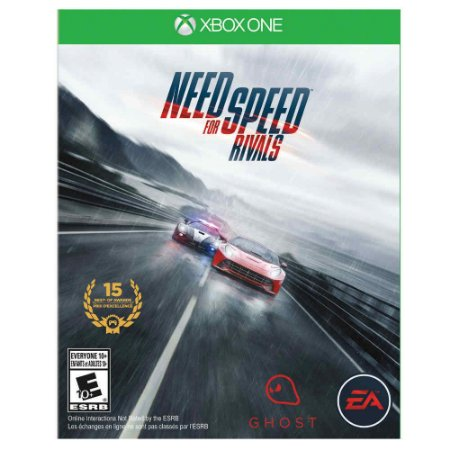 Need For Speed - Rivals - Seminovo - Xbox One