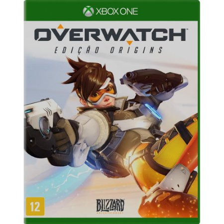Overwatch - Origins Edition (Seminovo) - Xbox One