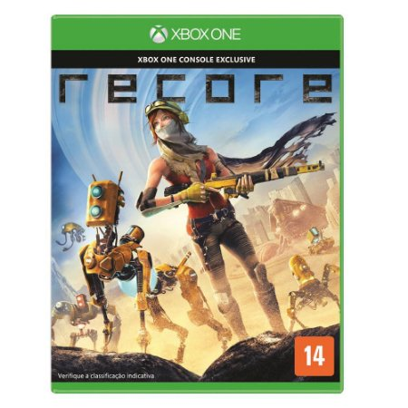 Recore - Seminovo - Xbox One