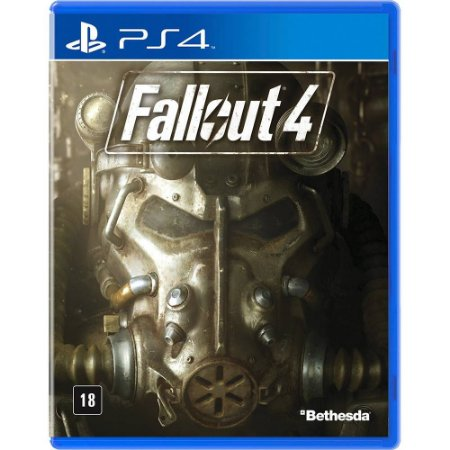 Fallout 4 - Seminovo - PS4