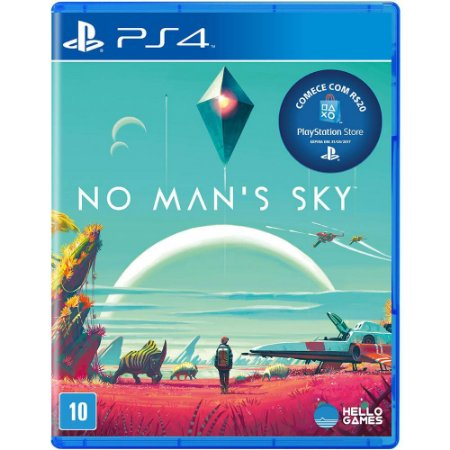No Man's Sky (Seminovo) - PS4