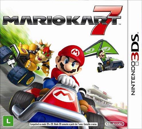 Mario Kart 7 (Seminovo) - 3Ds