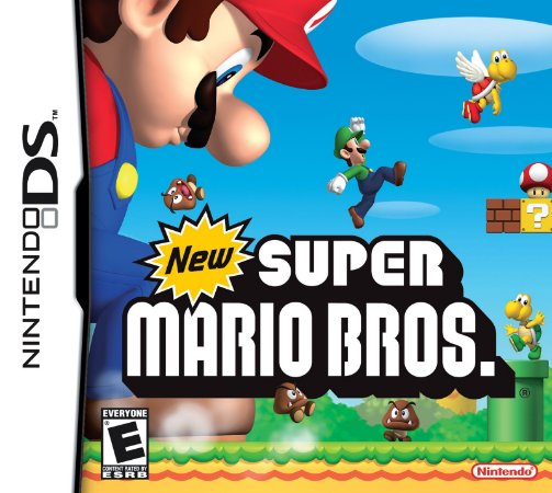 New Super Mario Bros (Seminovo) - Ds