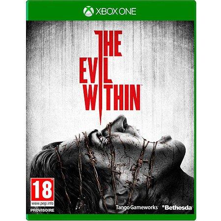 The Evil Within - Xbox One - Seminovo