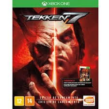 Tekken 7 - Xbox One - Seminovo