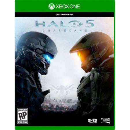 Halo 5 - Guardians - Xbox One - Seminovo