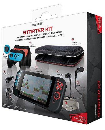 Kit Starter Dreamgear Nintendo Switch