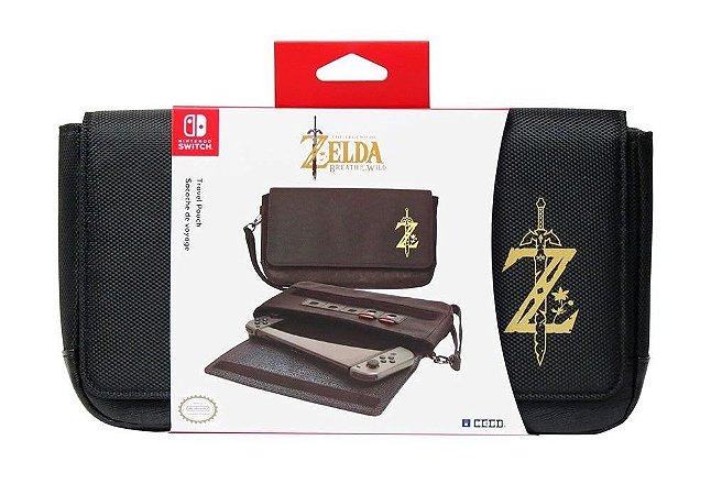 Bolsa de Viagem Case Hori (Zelda) - Switch