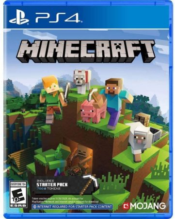 Minecraft 4 Edition - Ps4