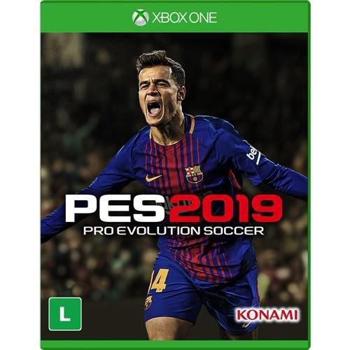 Pro Evolution Soccer 2019 - Pes 2019 - Pes 19 - Xbox One